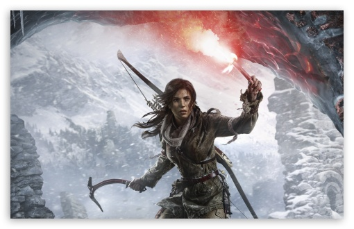 Download Rise Of The Tomb Raider Journey HD Wallpaper