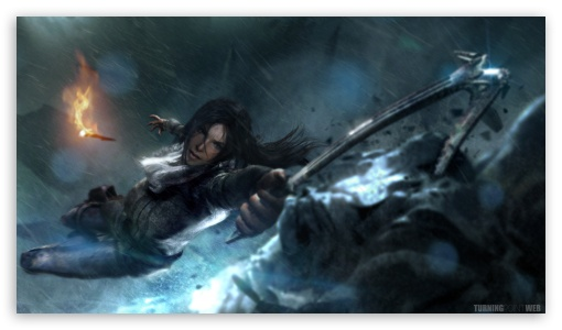 Rise Of The Tomb Raider Lara Croft Climbing Axe ❤ 4K UHD Wallpaper for 4K UHD 16:9 Ultra High Definition 2160p 1440p 1080p 900p 720p ; Mobile 16:9 - 2160p 1440p 1080p 900p 720p ;