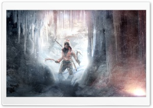 Rise of the Tomb Raider Lara's Search For Immortality HD Wide Wallpaper for Widescreen