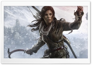 Rise Of The Tomb Raider Secrets of Immortality HD Wide Wallpaper for Widescreen
