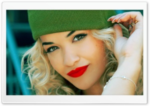 Rita Ora HD Wide Wallpaper for 4K UHD Widescreen desktop & smartphone