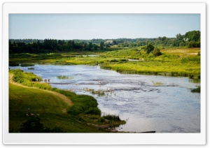 River HD Wide Wallpaper for Widescreen