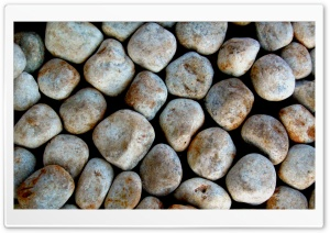 River Rocks HD Wide Wallpaper for Widescreen