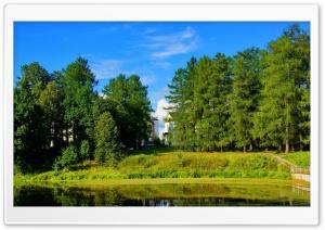 Rivers Parks Trees Nature Ultra HD Wallpaper for 4K UHD Widescreen desktop, tablet & smartphone