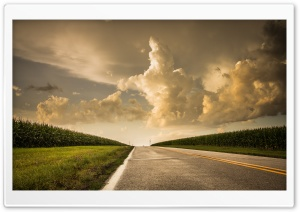 Road HD Wide Wallpaper for 4K UHD Widescreen desktop & smartphone