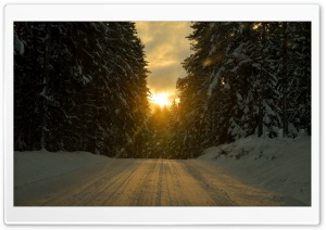 Road HD Wide Wallpaper for Widescreen