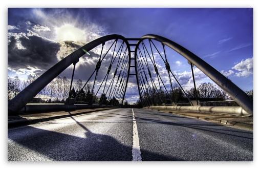 Road - Bridge HD wallpaper for Wide 16:10 5:3 Widescreen WHXGA WQXGA WUXGA WXGA WGA ; HD 16:9 High Definition WQHD QWXGA 1080p 900p 720p QHD nHD ; Standard 4:3 5:4 3:2 Fullscreen UXGA XGA SVGA QSXGA SXGA DVGA HVGA HQVGA devices ( Apple PowerBook G4 iPhone 4 3G 3GS iPod Touch ) ; Tablet 1:1 ; iPad 1/2/Mini ; Mobile 4:3 5:3 3:2 16:9 5:4 - UXGA XGA SVGA WGA DVGA HVGA HQVGA devices ( Apple PowerBook G4 iPhone 4 3G 3GS iPod Touch ) WQHD QWXGA 1080p 900p 720p QHD nHD QSXGA SXGA ;