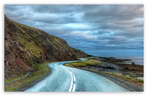 Road Around Iceland HD wallpaper for Wide 16:10 5:3 Widescreen WHXGA WQXGA WUXGA WXGA WGA ; HD 16:9 High Definition WQHD QWXGA 1080p 900p 720p QHD nHD ; UHD 16:9 WQHD QWXGA 1080p 900p 720p QHD nHD ; Standard 4:3 5:4 3:2 Fullscreen UXGA XGA SVGA QSXGA SXGA DVGA HVGA HQVGA devices ( Apple PowerBook G4 iPhone 4 3G 3GS iPod Touch ) ; Tablet 1:1 ; iPad 1/2/Mini ; Mobile 4:3 5:3 3:2 16:9 5:4 - UXGA XGA SVGA WGA DVGA HVGA HQVGA devices ( Apple PowerBook G4 iPhone 4 3G 3GS iPod Touch ) WQHD QWXGA 1080p 900p 720p QHD nHD QSXGA SXGA ; Dual 16:10 5:3 16:9 4:3 5:4 WHXGA WQXGA WUXGA WXGA WGA WQHD QWXGA 1080p 900p 720p QHD nHD UXGA XGA SVGA QSXGA SXGA ;