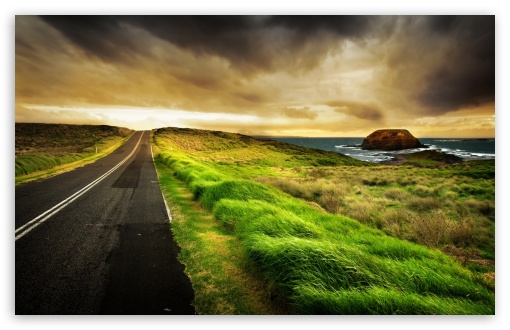 Road By The Sea HD wallpaper for Wide 16:10 5:3 Widescreen WHXGA WQXGA WUXGA WXGA WGA ; HD 16:9 High Definition WQHD QWXGA 1080p 900p 720p QHD nHD ; Standard 4:3 5:4 3:2 Fullscreen UXGA XGA SVGA QSXGA SXGA DVGA HVGA HQVGA devices ( Apple PowerBook G4 iPhone 4 3G 3GS iPod Touch ) ; Tablet 1:1 ; iPad 1/2/Mini ; Mobile 4:3 5:3 3:2 16:9 5:4 - UXGA XGA SVGA WGA DVGA HVGA HQVGA devices ( Apple PowerBook G4 iPhone 4 3G 3GS iPod Touch ) WQHD QWXGA 1080p 900p 720p QHD nHD QSXGA SXGA ; Dual 16:10 5:3 16:9 4:3 5:4 WHXGA WQXGA WUXGA WXGA WGA WQHD QWXGA 1080p 900p 720p QHD nHD UXGA XGA SVGA QSXGA SXGA ;