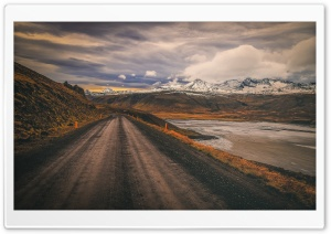 Road Landscape HD Wide Wallpaper for Widescreen