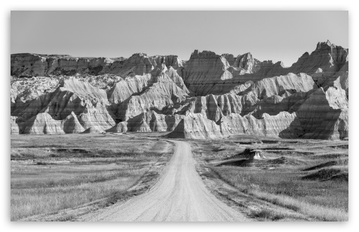 Road to Badlands National Park, Black and White UltraHD Wallpaper for Wide 16:10 5:3 Widescreen WHXGA WQXGA WUXGA WXGA WGA ; UltraWide 21:9 24:10 ; 8K UHD TV 16:9 Ultra High Definition 2160p 1440p 1080p 900p 720p ; UHD 16:9 2160p 1440p 1080p 900p 720p ; Standard 4:3 5:4 3:2 Fullscreen UXGA XGA SVGA QSXGA SXGA DVGA HVGA HQVGA ( Apple PowerBook G4 iPhone 4 3G 3GS iPod Touch ) ; Smartphone 16:9 3:2 5:3 2160p 1440p 1080p 900p 720p DVGA HVGA HQVGA ( Apple PowerBook G4 iPhone 4 3G 3GS iPod Touch ) WGA ; Tablet 1:1 ; iPad 1/2/Mini ; Mobile 4:3 5:3 3:2 16:9 5:4 - UXGA XGA SVGA WGA DVGA HVGA HQVGA ( Apple PowerBook G4 iPhone 4 3G 3GS iPod Touch ) 2160p 1440p 1080p 900p 720p QSXGA SXGA ; Dual 16:10 5:3 16:9 4:3 5:4 3:2 WHXGA WQXGA WUXGA WXGA WGA 2160p 1440p 1080p 900p 720p UXGA XGA SVGA QSXGA SXGA DVGA HVGA HQVGA ( Apple PowerBook G4 iPhone 4 3G 3GS iPod Touch ) ;