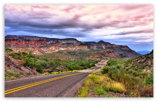 Road To Big Bend National Park UltraHD Wallpaper for Wide 16:10 5:3 Widescreen WHXGA WQXGA WUXGA WXGA WGA ; 8K UHD TV 16:9 Ultra High Definition 2160p 1440p 1080p 900p 720p ; UHD 16:9 2160p 1440p 1080p 900p 720p ; Standard 4:3 5:4 3:2 Fullscreen UXGA XGA SVGA QSXGA SXGA DVGA HVGA HQVGA ( Apple PowerBook G4 iPhone 4 3G 3GS iPod Touch ) ; Smartphone 5:3 WGA ; Tablet 1:1 ; iPad 1/2/Mini ; Mobile 4:3 5:3 3:2 16:9 5:4 - UXGA XGA SVGA WGA DVGA HVGA HQVGA ( Apple PowerBook G4 iPhone 4 3G 3GS iPod Touch ) 2160p 1440p 1080p 900p 720p QSXGA SXGA ; Dual 16:10 5:3 16:9 4:3 5:4 WHXGA WQXGA WUXGA WXGA WGA 2160p 1440p 1080p 900p 720p UXGA XGA SVGA QSXGA SXGA ;