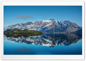 Road to Glenorchy HD Wide Wallpaper for Widescreen