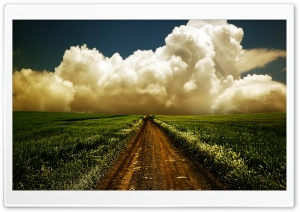 Road To Heaven HD Wide Wallpaper for Widescreen