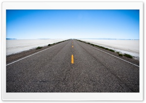 Road To Nowhere HD Wide Wallpaper for 4K UHD Widescreen desktop & smartphone