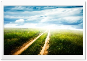 Road To Sky HD Wide Wallpaper for 4K UHD Widescreen desktop & smartphone