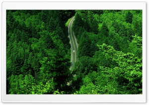 Roadscape HD Wide Wallpaper for Widescreen