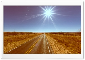 Roadscape Nature 2 HD Wide Wallpaper for Widescreen