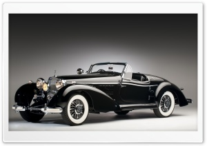 Roadster Mercedes Benz 540 K...