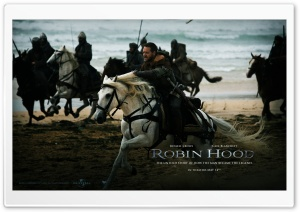 Robin Hood 2010 HD Wide Wallpaper for Widescreen