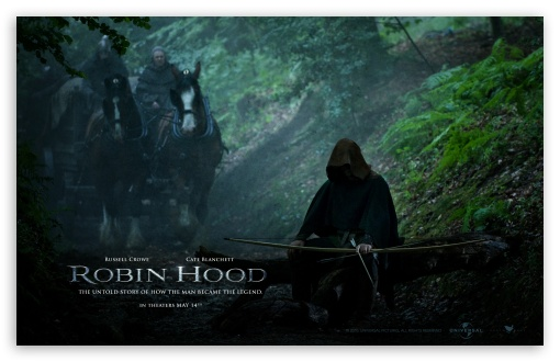 Robin Hood (2010 Film) HD wallpaper for Wide 16:10 5:3 Widescreen WHXGA WQXGA WUXGA WXGA WGA ; Standard 5:4 3:2 Fullscreen QSXGA SXGA DVGA HVGA HQVGA devices ( Apple PowerBook G4 iPhone 4 3G 3GS iPod Touch ) ; Mobile 5:3 3:2 16:9 5:4 - WGA DVGA HVGA HQVGA devices ( Apple PowerBook G4 iPhone 4 3G 3GS iPod Touch ) WQHD QWXGA 1080p 900p 720p QHD nHD QSXGA SXGA ;