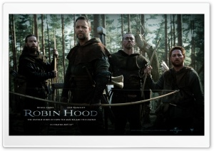 Robin Hood, 2010 Movie HD Wide Wallpaper for Widescreen