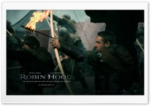 Robin Hood Movie HD Wide Wallpaper for Widescreen