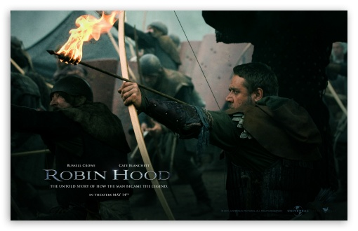 Robin Hood Movie HD wallpaper for Wide 16:10 5:3 Widescreen WHXGA WQXGA WUXGA WXGA WGA ; HD 16:9 High Definition WQHD QWXGA 1080p 900p 720p QHD nHD ; Standard 5:4 3:2 Fullscreen QSXGA SXGA DVGA HVGA HQVGA devices ( Apple PowerBook G4 iPhone 4 3G 3GS iPod Touch ) ; Mobile 5:3 3:2 16:9 5:4 - WGA DVGA HVGA HQVGA devices ( Apple PowerBook G4 iPhone 4 3G 3GS iPod Touch ) WQHD QWXGA 1080p 900p 720p QHD nHD QSXGA SXGA ;