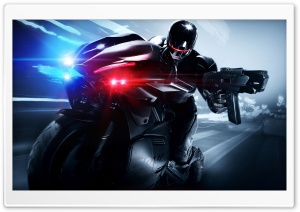 RoboCop Ultra HD Wallpaper for 4K UHD Widescreen desktop, tablet & smartphone
