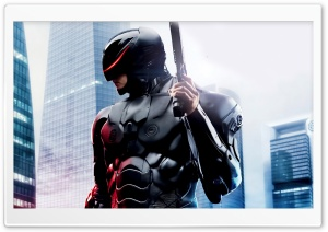 RoboCop 2014 HD Wide Wallpaper for 4K UHD Widescreen desktop & smartphone