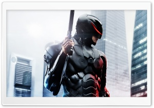RoboCop Movie 2014 HD Wide Wallpaper for Widescreen