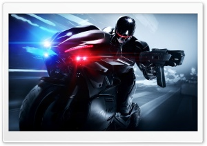 Robocop Remake HD Wide Wallpaper for Widescreen