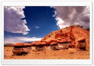 Rock Formations HD Wide Wallpaper for Widescreen