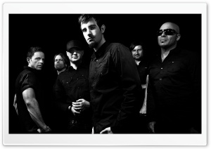 Rock Group Pendulum HD Wide Wallpaper for Widescreen