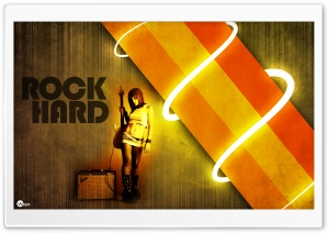 Rock Hard HD Wide Wallpaper for Widescreen