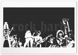 Rock Hard HD Wide Wallpaper for 4K UHD Widescreen desktop & smartphone