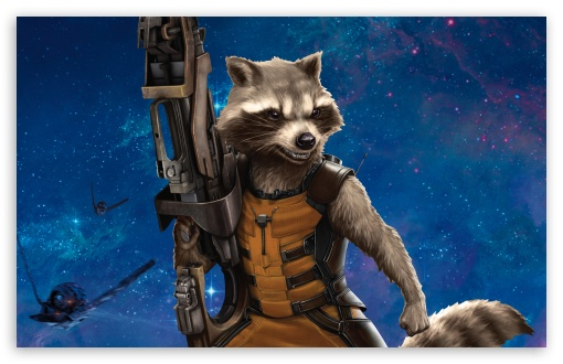 Rocket Raccoon 2014 ❤ 4K UHD Wallpaper for Wide 16:10 5:3 Widescreen WHXGA WQXGA WUXGA WXGA WGA ; 4K UHD 16:9 Ultra High Definition 2160p 1440p 1080p 900p 720p ; Standard 4:3 5:4 3:2 Fullscreen UXGA XGA SVGA QSXGA SXGA DVGA HVGA HQVGA ( Apple PowerBook G4 iPhone 4 3G 3GS iPod Touch ) ; Smartphone 5:3 WGA ; Tablet 1:1 ; iPad 1/2/Mini ; Mobile 4:3 5:3 3:2 16:9 5:4 - UXGA XGA SVGA WGA DVGA HVGA HQVGA ( Apple PowerBook G4 iPhone 4 3G 3GS iPod Touch ) 2160p 1440p 1080p 900p 720p QSXGA SXGA ;