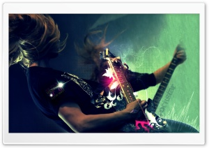 Rockstar HD Wide Wallpaper for Widescreen