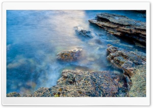 Rocky Beach 32 HD Wide Wallpaper for Widescreen