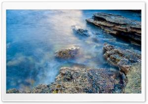 Rocky Beach 32 Ultra HD Wallpaper for 4K UHD Widescreen desktop, tablet & smartphone