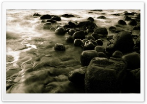 Rocky Beach 36 HD Wide Wallpaper for Widescreen
