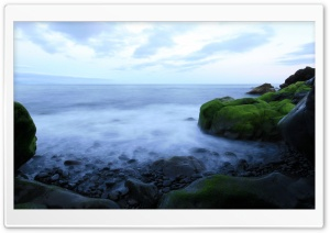 Rocky Beach 41 HD Wide Wallpaper for Widescreen