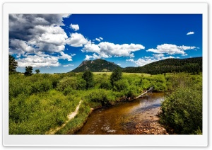Rocky Mountain National Park hikes, Colorado HD Wide Wallpaper for Widescreen