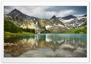 Rocky Mountains HD Wide Wallpaper for Widescreen