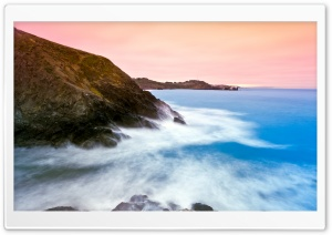 Rodeo Cove HD Wide Wallpaper for Widescreen