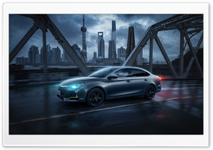 Roewe I6 Max Car Ultra HD Wallpaper for 4K UHD Widescreen desktop, tablet & smartphone