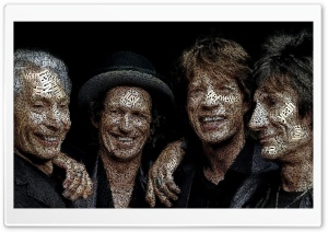 Rolling Stones HD Wide Wallpaper for Widescreen