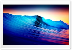 Rolling Waves HD Wide Wallpaper for Widescreen