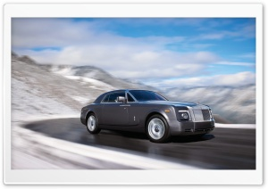 Rolls Royce Super Car 14 HD Wide Wallpaper for Widescreen