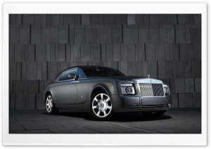 Rolls Royce Super Car 15 HD Wide Wallpaper for Widescreen